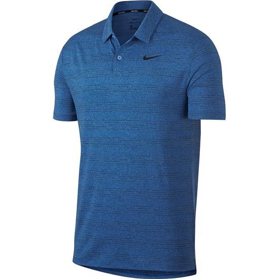 Nike Men's Dry Heather Texture Polo