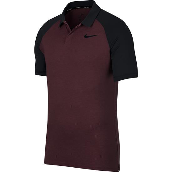Nike Men's Dry Raglan Polo