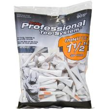 Pride Sports Professional Tee System 1-1/2 Inch Tees - 90 Count