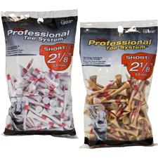 Pride Sports Professional Tee System 2-1/8 Inch Tees - 120 CT