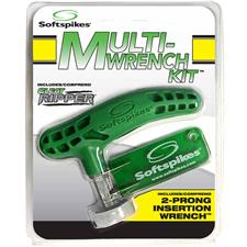 Softspikes Multi-Wrench Kit - Cleat Ripper and 2-Prong Wrench