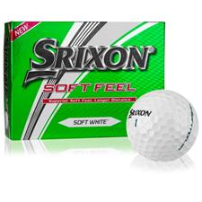 Srixon Soft Feel Monogram Golf Balls