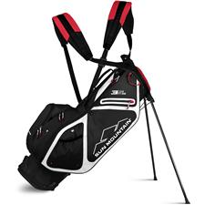 Sun Mountain 3.5 LS Stand Bag - Black-White-Red