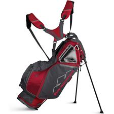 Sun Mountain 4.5 LS 14-Way Stand Bag - Red-Steel