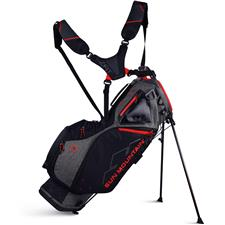 Sun Mountain 4.5 LS Stand Bag - Iron-Black-Red