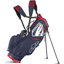 Sun Mountain 5.5 LS Stand Bag - Navy-White-Red