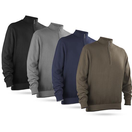 Sun Mountain Men's Gale Force Performance Sweater