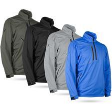 Sun Mountain Men's Rainflex Long Sleeve Pullover