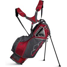 Sun Mountain Supercharged 4.5LS Stand Bag - Red-Steel