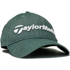 Taylor Made Men's Tradition Lite Heather Hat - Green
