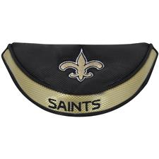 Team Effort New Orleans Saints NFL Mallet Putter Cover