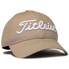 Titleist Men's Contrast Stitch Personalized Hats - Khaki