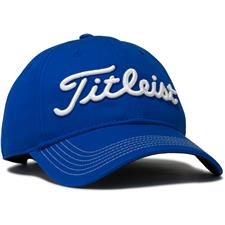 Titleist Men's Contrast Stitch Personalized Hats - Royal