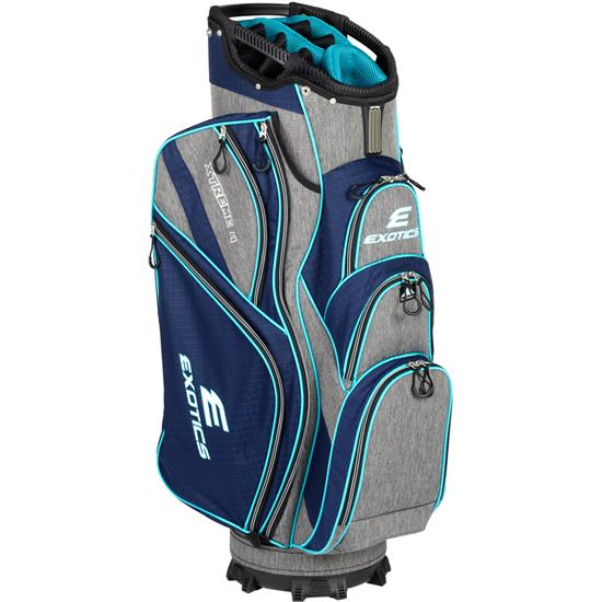 Tour Edge Exotics Extreme 4 Cart Bag for Women