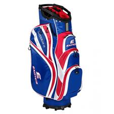 Tour Edge Exotics Extreme 4 Cart Bag - Red-White-Blue