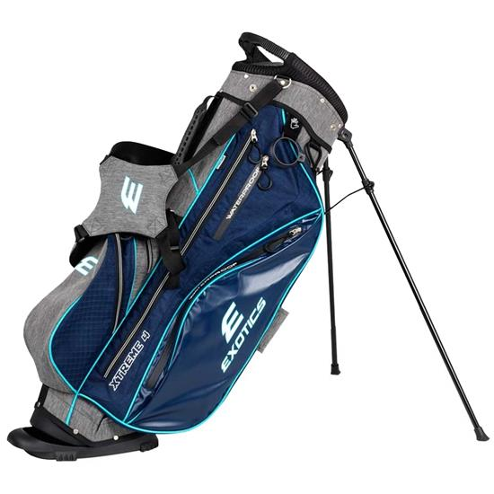 Tour Edge Exotics Xtreme 4 Stand Bag for Women