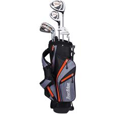 Tour Edge HL-J Complete Orange Junior Set - 4x1