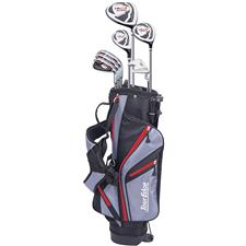 Tour Edge HL-J Complete Red Junior Set - 5x2
