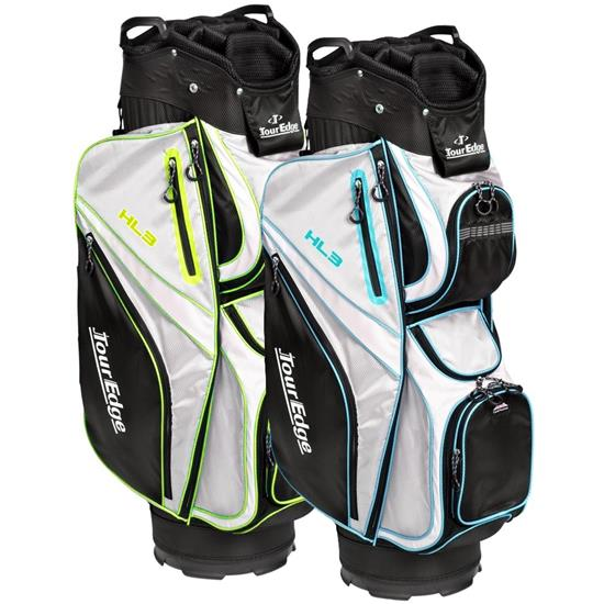 Tour Edge Hot Launch 3 Cart Bag for Women