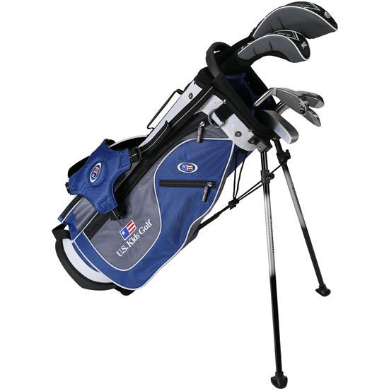 U.S. Kids Ultralight 51 Inch 6-Club DV2 Stand Bag Set