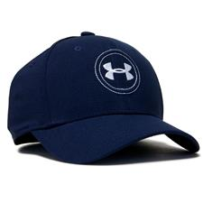 Under Armour Men's Official Youth Tour Hat 2.0 - Navy-Navy - Small/Medium