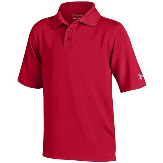 Under Armour Men's Performance Polo for Juniors
