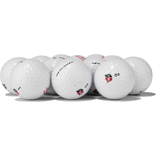 Wilson Staff True Distance Long Logo Overrun Golf Balls