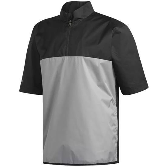 Adidas Men's Climastorm Provisional Rain Short Sleeve Pullover