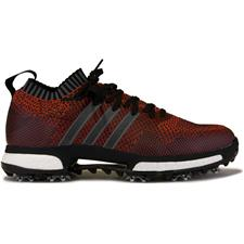 Adidas Red-Black-Grey Tour360 Knit Golf Shoes