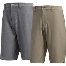 Adidas Men's Ultimate 365 Twill Crosshatch Short