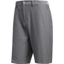 Adidas Grey Four Ultimate 365 Twill Crosshatch Short