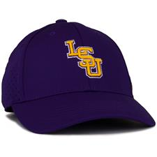Bridgestone Men's Collegiate Relaxed Fit Hat - LSU Tigers