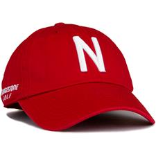 Bridgestone Men's Collegiate Relaxed Fit Hat - Nebraska Cornhuskers