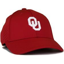 Bridgestone Men's Collegiate Relaxed Fit Hat - Oklahoma Sooners