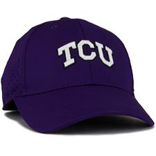 Bridgestone Men's Collegiate Relaxed Fit Hat - TCU Horned Frogs