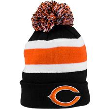 Bridgestone Chicago Bears NFL Cuff Knit Beanie