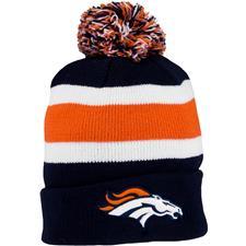 Bridgestone Men's NFL Cuff Knit Beanie - Denver Broncos