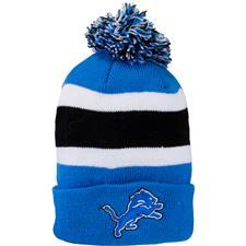 Bridgestone Detroit Lions NFL Cuff Knit Beanie