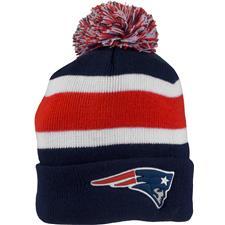 Bridgestone Men's NFL Cuff Knit Beanie - New England Patriots