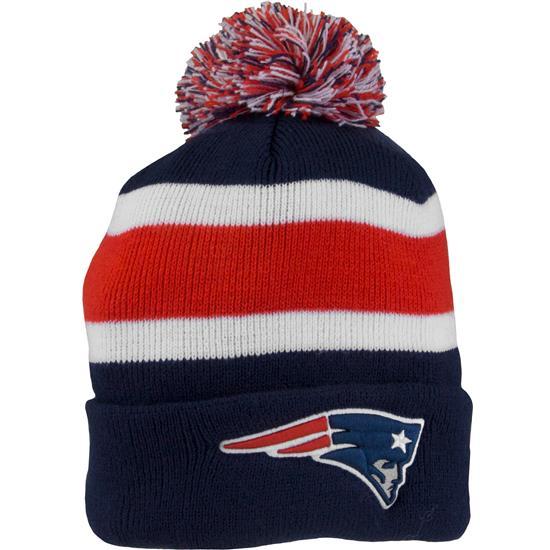 Bridgestone Men's NFL Cuff Knit Beanie