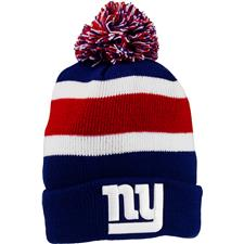 Bridgestone New York Giants NFL Cuff Knit Beanie