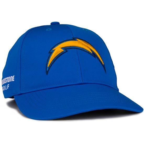 41135a53e31 Bridgestone Men s NFL MVP Hat - Los Angeles Chargers Golfballs.com