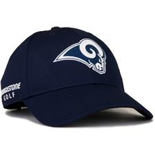 Bridgestone Men's NFL MVP Hat - Los Angeles Rams