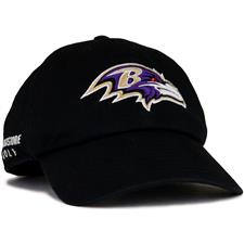 Bridgestone Baltimore Ravens NFL Relaxed Fit Hats