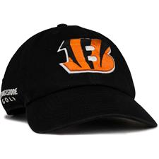 Bridgestone Men's NFL Relaxed Fit Hat - Cincinnati Bengals