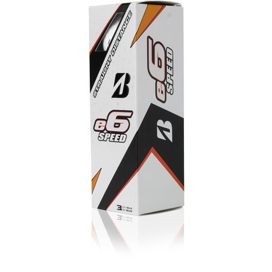 147ac3b47 Bridgestone e6 Speed Golf Balls Golfballs.com