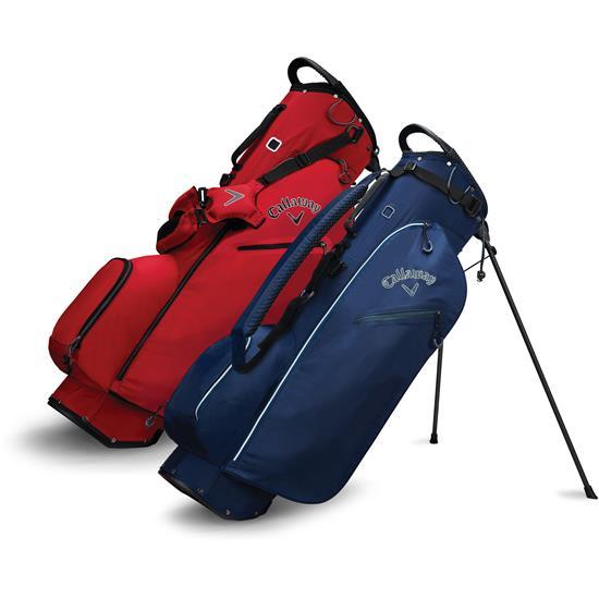 Callaway Golf Hyper Lite Zero Double Strap Stand Bag