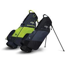 Callaway Golf Hyper-Lite Zero Double Strap Stand Bag