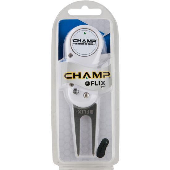 Champ Golf Flix Lite Switchblade Divot Tool
