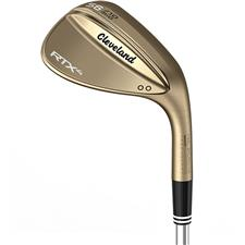 Cleveland Golf 50 Degree RTX 4 Tour Raw Wedge